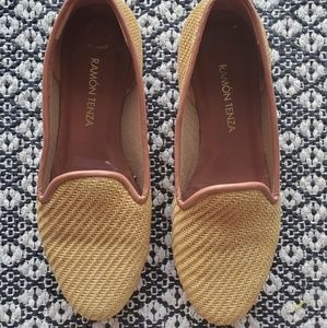 Ramon Tenza Taylor woven loafers size 7